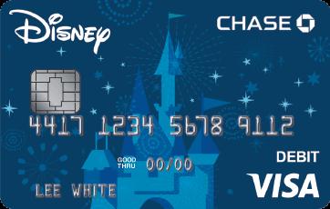 Card Designs | Disney® Visa® Debit Card